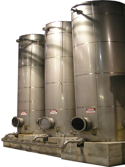 CapSnap Contact Tanks